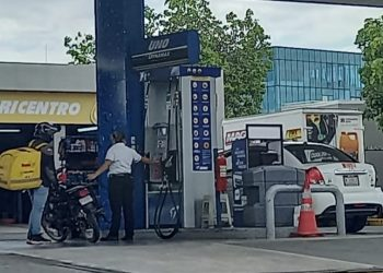 Imparable alza del combustible. Diesel y gasolina regular incrementarán este fin de semana. Foto: Artículo 66 / Noel Miranda