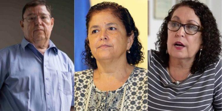 Dictadura de Ortega enfrenta a los hermanos Baltodano Marcerano