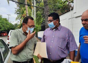 Partido de Restauración Democrática se separa de la Coalición Nacional . Foto: Artículo 66/ Noel Miranda.