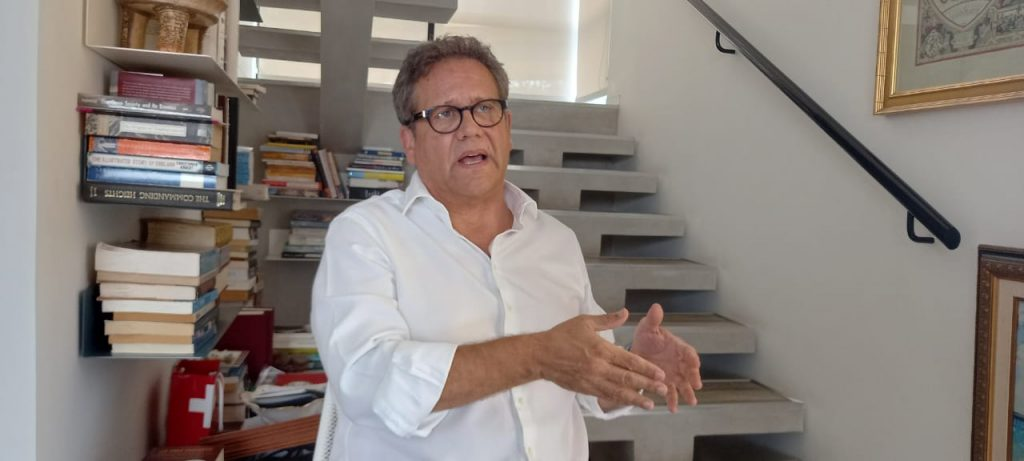 Arturo Cruz podría pasar hasta 90 días preso bajo la excusa de «investigado» Foto: Artículo 66 / Noel Miranda