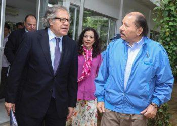 Secretaría General de la OEA urge reunión para evaluar aplicación de la Carta Democrática a Nicaragua. Foto: CCC.