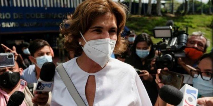 CIDH otorga medidas cautelares a favor Cristiana Chamorro y exdirectivos de FVBCh. Foto: Reuters.