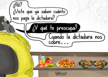 La Caricatura: #LaHuacaSandinista