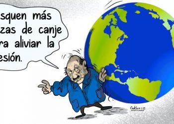 La Caricatura: Presión mundial