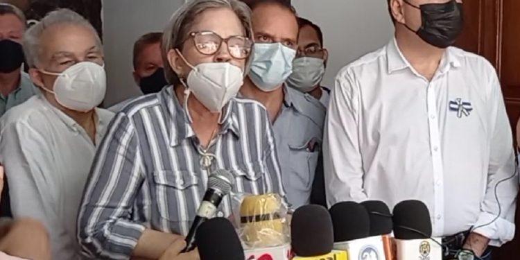 Alianza CxL irá hasta el final en las elecciones, con el candidato que les quede en medio de las inhibiciones de la tiranía Ortega-Murillo. Foto: Captura de pantalla.