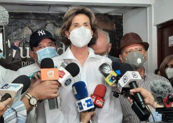 CxL se solidariza con Cristiana Chamorro y suspende toda actividad relacionada con selección de precandidatos. Foto: Artículo 66 / Noel Miranda
