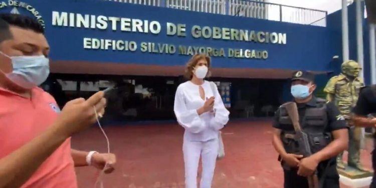 Avalancha de condena internacional contra régimen Ortega-Murillo por represión contra Cristiana Chamorro. Foto: Internet.