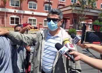 Fiscalía orteguista cita a «entrevista» a director de Radio Camoapa por el caso Cristiana Chamorro. Foto: N. Miranda/Artículo 66.