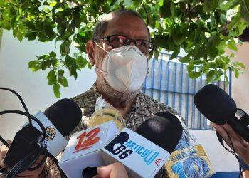 Fiscalía cuestiona a analista político Edgar Parrales por sus criticas a las leyes impuestas por Ortega. Foto: Artículo 66 / Noel Miranda