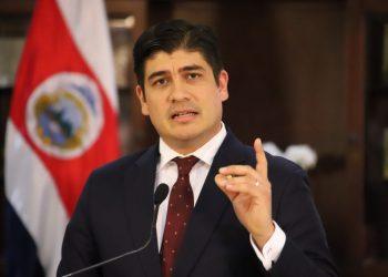 El Gobierno de Carlos Alvarado se prepara ante nueva crisis política en Nicaragua. Foto: Tomada de internet