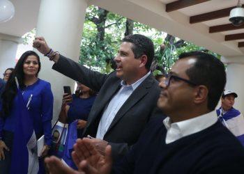 Corte IDH amplía las medidas provisionales a Juan Sebastian Chamorro y Félix Maradiaga