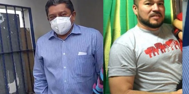 Walter Gómez y Marcos Fletes cumplen un mes cautivos en «El Chipote»