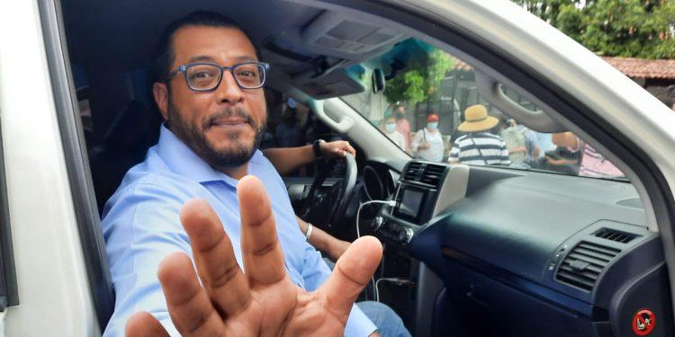 Régimen rechaza recurso de exhibición personal a favor de Félix Maradiaga. Foto: Artículo 66/ Noel Miranda.