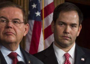 Senadores norteamericanos piden se prohíba entrada E.U a todo el que facilite «las fechorías financieras» de la dictadura. Foto: Internet.