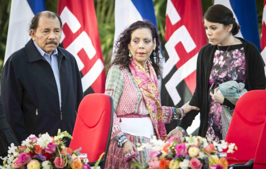 Régimen de Nicaragua, molesto por sanciones a Camila Ortega y otros funcionarios «clave»