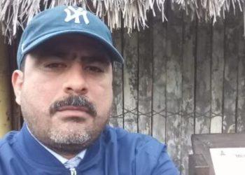 Elton Ortega, abogado de Juan Sebastián Chamorro, decide exiliarse ante amenazas de la dictadura. Foto: Cortesía
