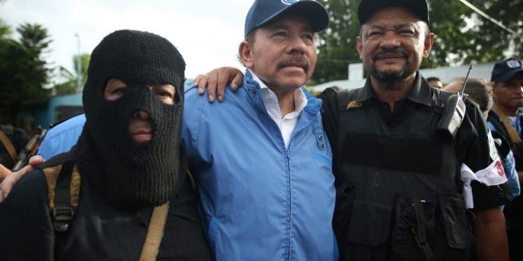 El régimen de Ortega ha desatado una ola represiva contra la oposición en el país. Foto: Internet.