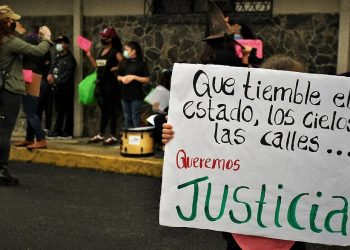 Feministas nicaragüenses protestarán en Costa Rica, en demanda de la libertad de los presos políticos : Artículo 66 / Cortesía, Ximena Castilblanco