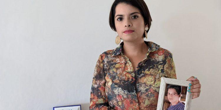 Francys Valdivia Machado, presidenta de AMA, organización que integra 100 familiares de víctimas | Redacción Abierta.