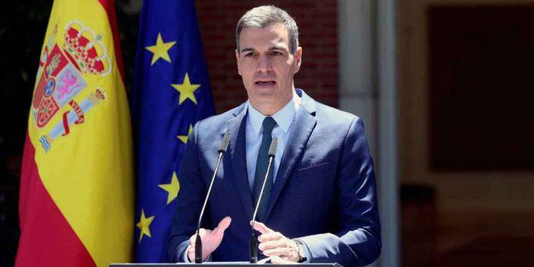 Gobierno de España exige liberación inmediata de opositores detenidos por régimen de Ortega.  Foto/Cortesía: Palacio de La Moncloa