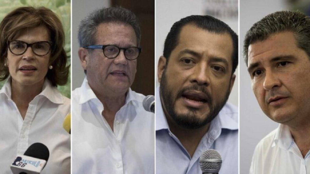 UNAB sigue considerando como «desaparecidos» a los precandidatos que no han sido vistos por sus familiares y abogados. Foto: Artículo 66.