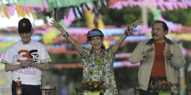 Los atropellos de la dictadura Ortega-Murillo ponen en riesgo a que expulsen a Nicaragua del libre tratado de comercio.   Foto: Redacción Abierta.