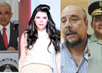 Los primeros cuatro sancionados nicaragüenses de la administración Biden