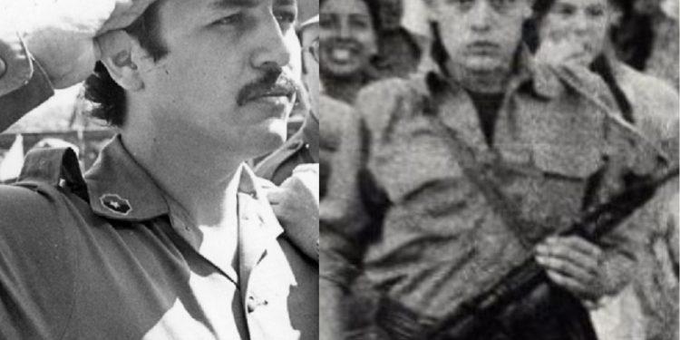Dos héroes exsandinistas que desafiaron a los Ortega-Murillo y ahora están en la cárcel acusados de «traición a la patria». Foto: Internet.