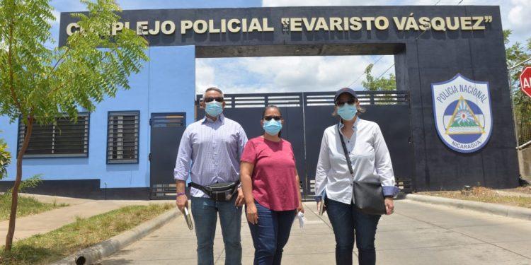 Familiares de líderes opositores encarcelados los reportan como «desaparecidos». Foto: Confidencial.