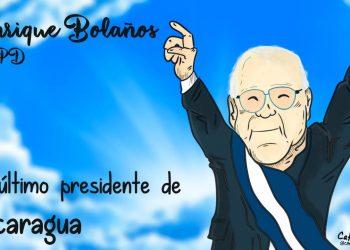 La Caricatura: El último presidente de Nicaragua