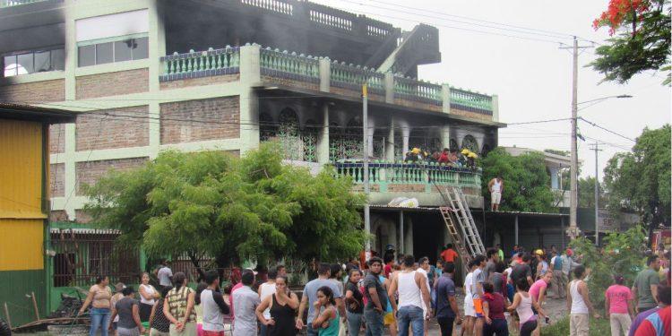 Tres años años del crimen contra la familia que murió calcinada en el barrio Carlos Marx. Foto: Artículo 66 / La Prensa