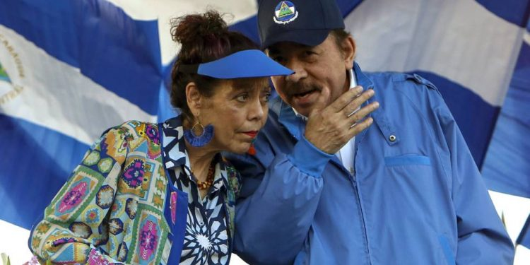 El Gobierno Ortega-Murillo tratara de buscar una negociación con Estados Unidos. Foto: AP.