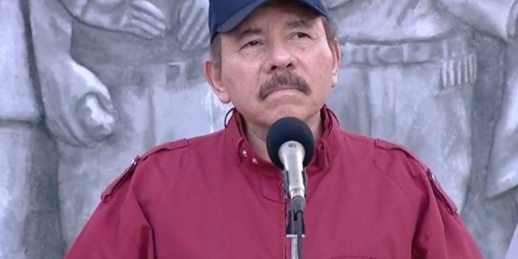 Daniel Ortega amenaza con dejar en prisión a aspirantes presidenciales: «¡No habrá ni un paso atrás!». Foto: RRSS