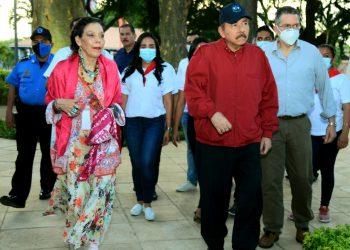 Murillo anuncia la llegada de 625 mil vacunas de AstraZeneca a Nicaragua contra el COVID-19. Foto: CCC