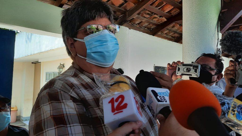 Fiscalía intenta «amedrentar» a editor de La Prensa, Eduardo Enríquez, con Ley de Ciberdelito. Foto: Artículo 66/ Noel Miranda.