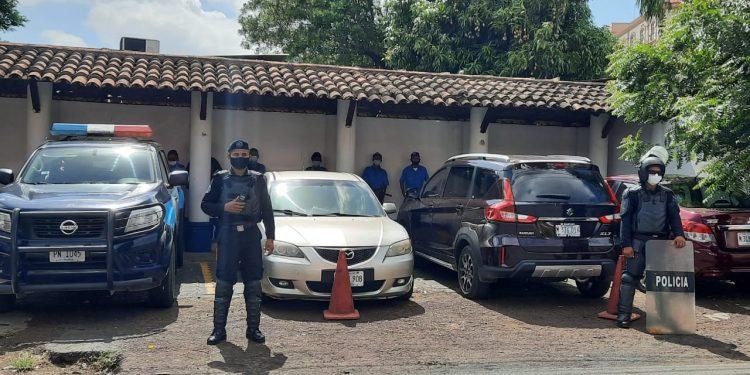 Parlamento Europeo y Naciones Unidas reciben denuncias sobre persecución judicial en Nicaragua.. Foto: Artículo 66/ Noel Miranda.