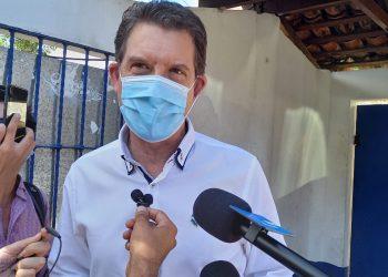 Representante de La Prensa al salir de la Fiscalía: «Este es un circo. Lavado de dinero no existe». Foto: Artículo 66/ Noel Miranda.