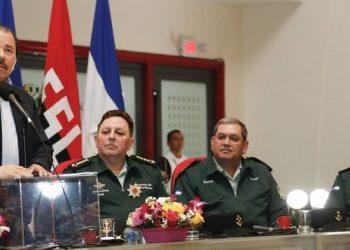 Ortega desea ser en una pieza importante del ajedrez político mundial