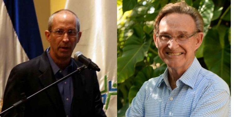 Régimen gira orden de captura contra Humberto Belli y Gerardo Baltodano