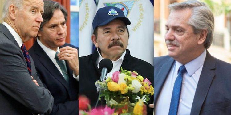 EEUU y Argentina planifican «movida diplomática» para lograr la liberación de aspirantes presidenciales en Nicaragua