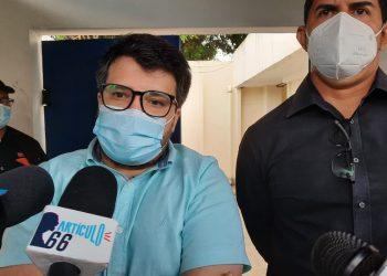 Fiscalía cuestiona a periodista Wilfredo Miranda y «saca de la manga» Ley de Ciberdelitos. Foto: Artículo 66/ Noel Miranda.
