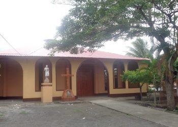 La parroquia de Masaya desde el 10 de julio suspendió las actividades católicas presenciales, ante el aumento de contagios por COVID-19 . Foto: Cortesía