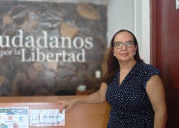 Dictadura sigue arremetida contra la abogada y miembro de la Alianza Cívica María Asunción Moreno
