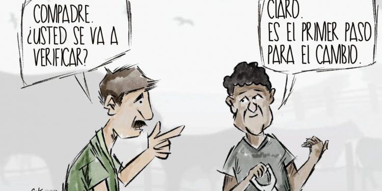 La Caricatura: Primer paso para el cambio