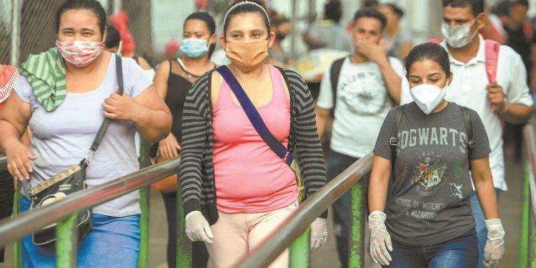 383 casos positivos en siete días, según el Minsa. Foto: Internet.
