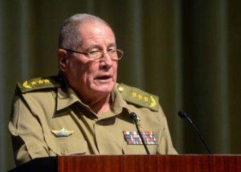 """EEUU sanciona al ministro de Defensa de Cuba y a los """"boinas negras"""" por reprimir las protestas. Foto: Internet"""