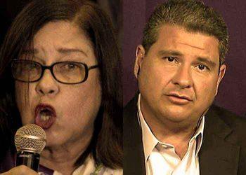 Juan Sebastián Chamorro y Violeta Granera cumplen 30 días de secuestro y totalmente aislados. Foto: Internet.