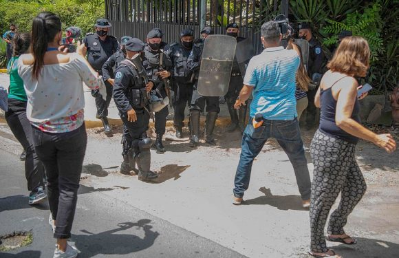 Propagandista de los Ortega-Murillo, William Grigsby, lanza amenaza y anuncia que viene «lo más grueso» de la represión. Foto: Internet.
