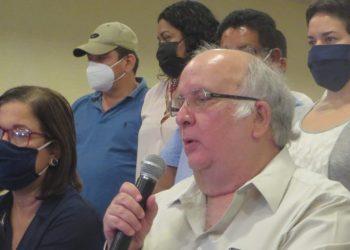José Pallais cumple 36 días cautivo en los calabozos de «El Chipote» Foto: Artículo 66 / Noel Miranda