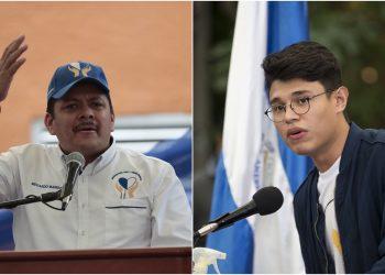 Medardo Mairena y Lesther Alemán, secuestrados por la dictadura de Ortega